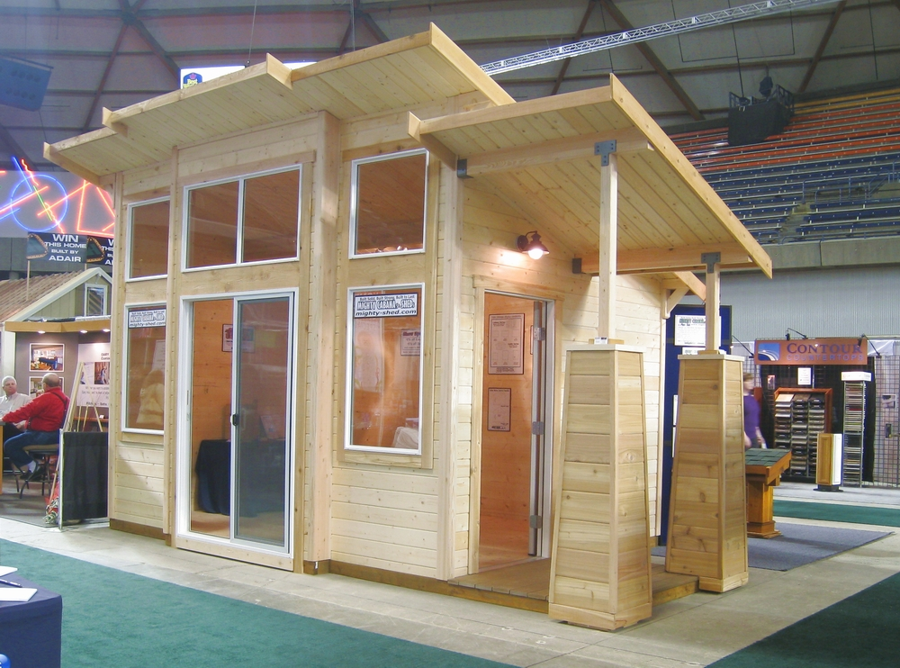 Mighty Cabanas And Sheds Pre Cut Cabins Sheds Play Houses Storage Buildings Seattle Tacoma